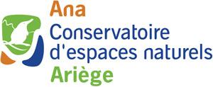 Logo du conservatoire des espaces naturels d'Ariège