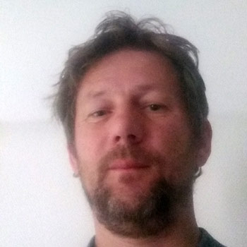 Portrait de Christophe Hurson