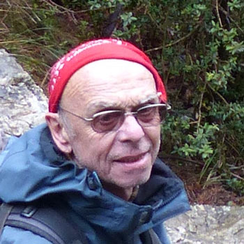Portrait de Jacques Borrut