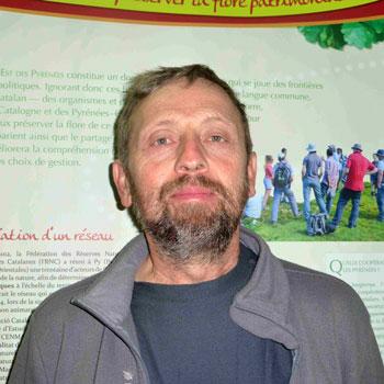 Portrait de Jean-Marc Levin