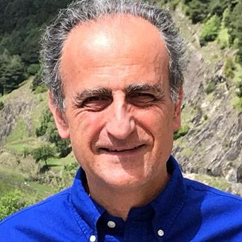 Portrait de Sergi Riba