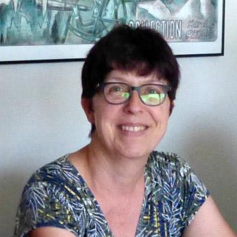Portrait de Valérie Hinoux