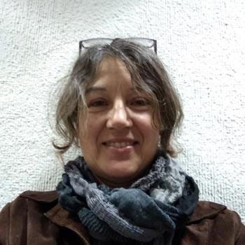 Portrait de Clara Racionero