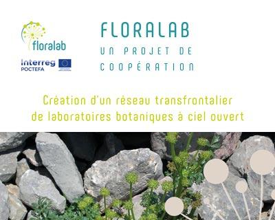 Visuel du dossier de presse de Floralab du mois d'avril 2020