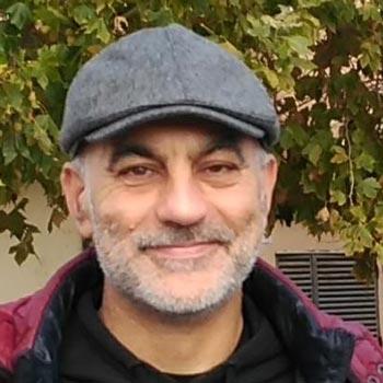 Portrait de Jordi Rofes