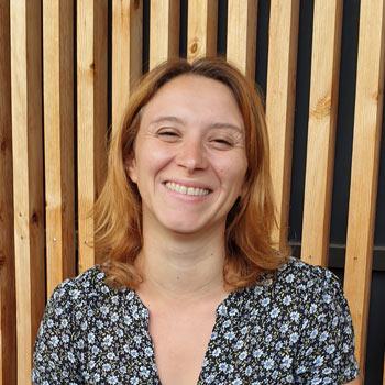 Portrait de Julie Liénard