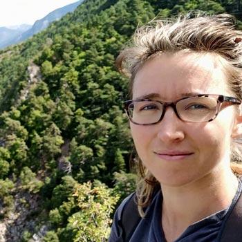 Portrait de Kimberley Goudedranche
