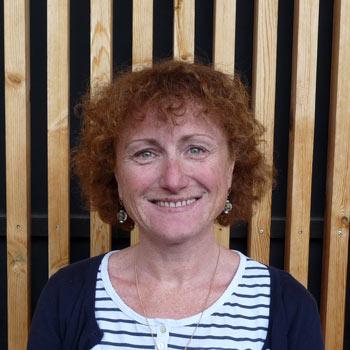 Portrait de Patricia Oster