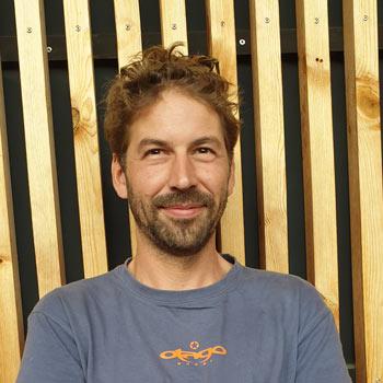 Portrait de Romain Moulira