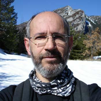 Portrait de Jordi Garcia